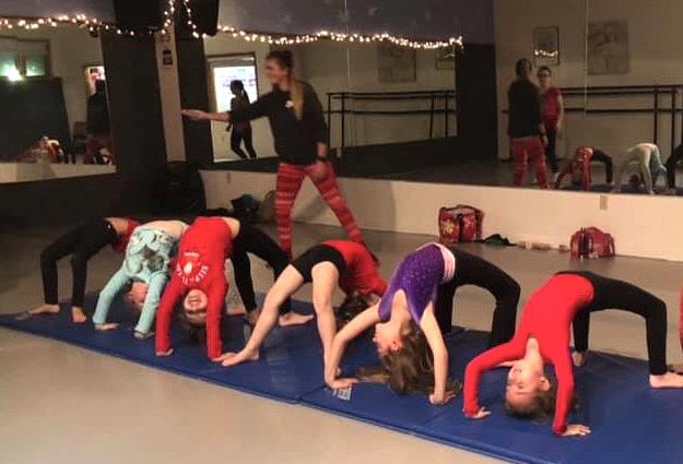 Acro Dance Class - - Eugenia's Dance Studio West Seneca NY