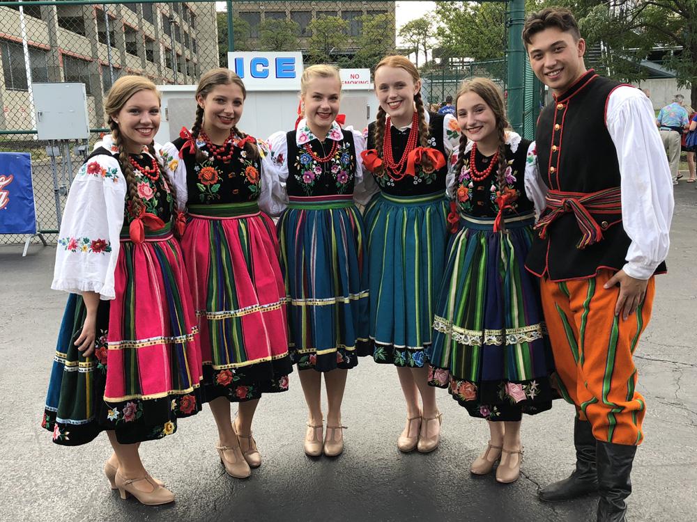 Polish Folk Dancing - Eugenia's Dance Studio West Seneca NY