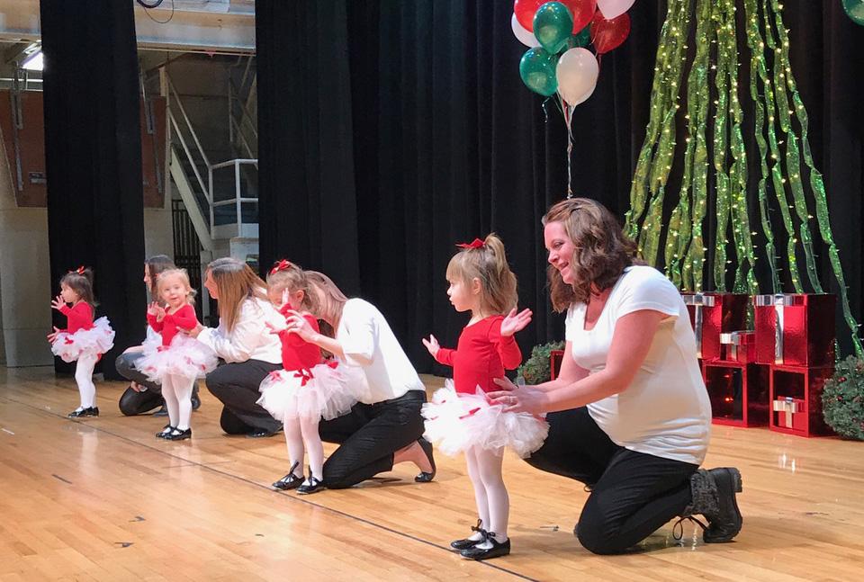 Mommy & Me Dance Class - Eugenia's Dance Studio West Seneca NY