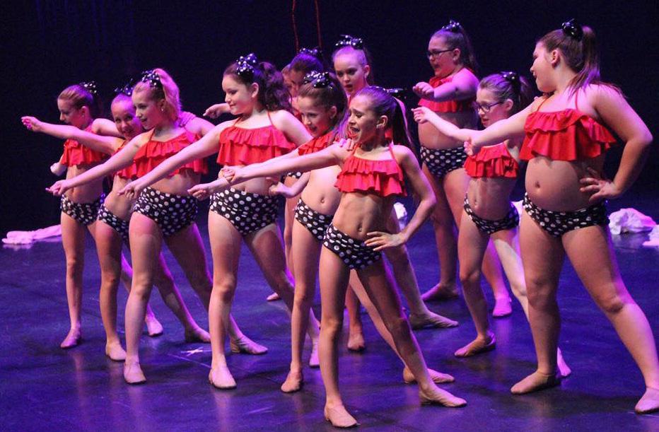 Musical Theatre - Eugenia's Dance Studio West Seneca NY